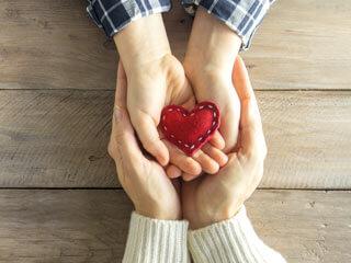 Verein Hoffnung für Kinder Herz