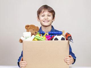 Spendenkonto Kinder