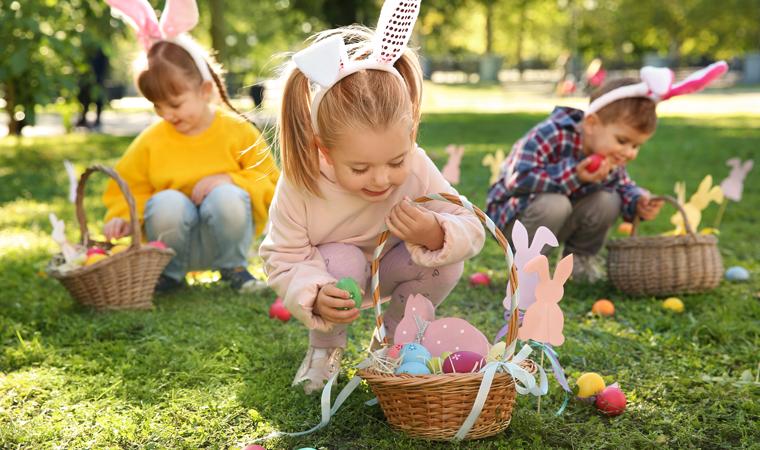Verein Hoffnung für Kinder wünscht Ihnen ein Frohes Osterfest!