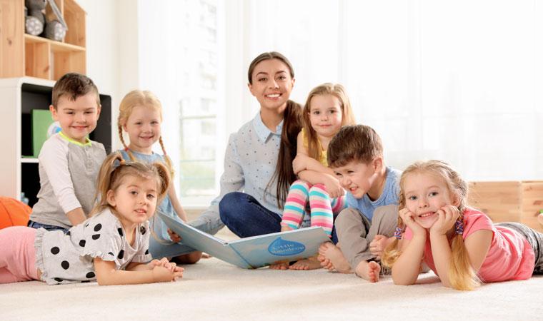 Gesucht: Assistenzkraft für die Kinderkrippe!